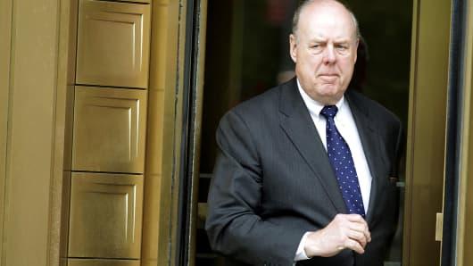 Lawyer John Dowd.