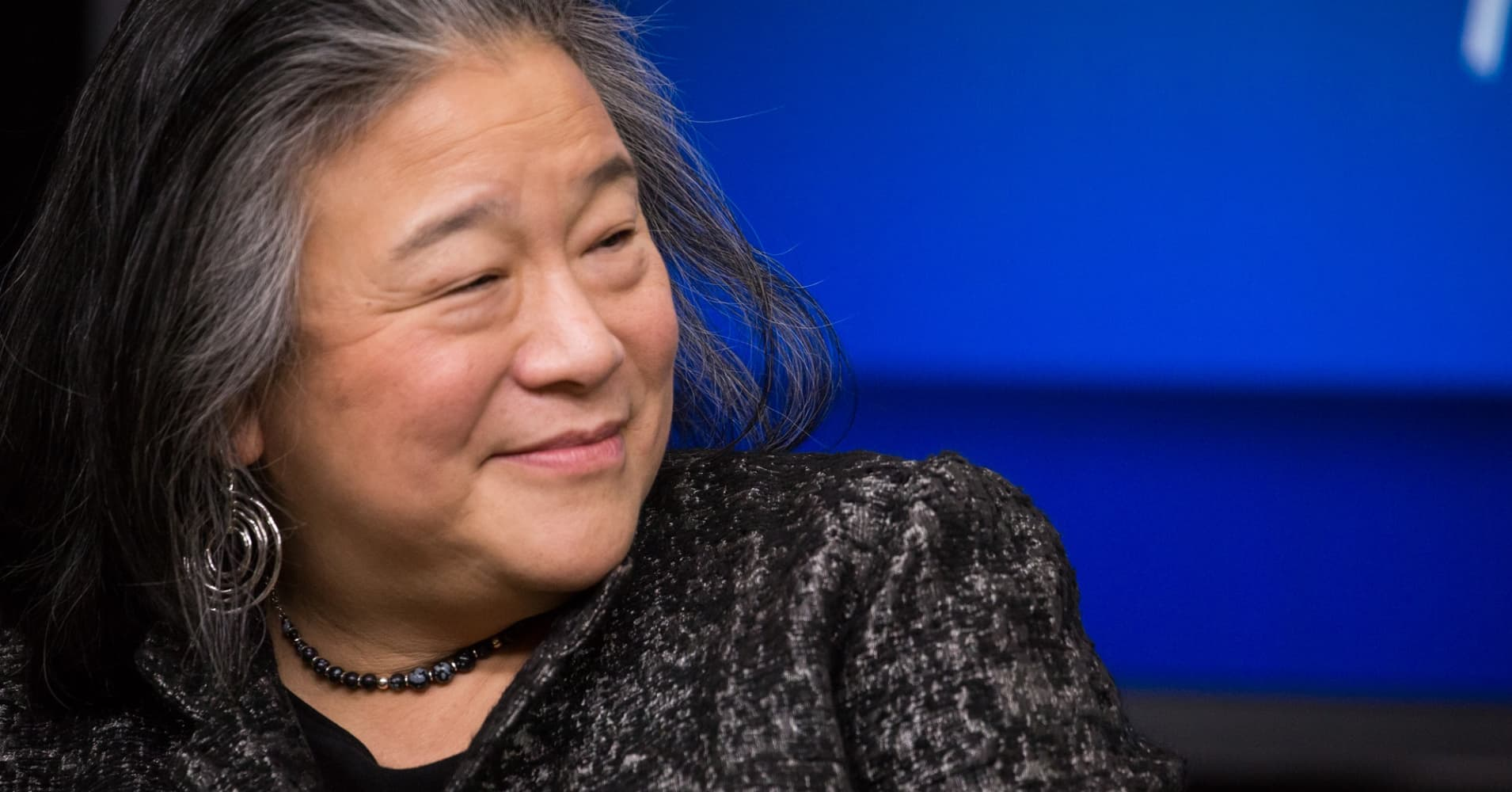 Tina Tchen, former Assistant to the President, former Chief of Staff to the First Lady and Director of the White House Council on Women and Girls and attorney behind the Time's Up legal defense fund.