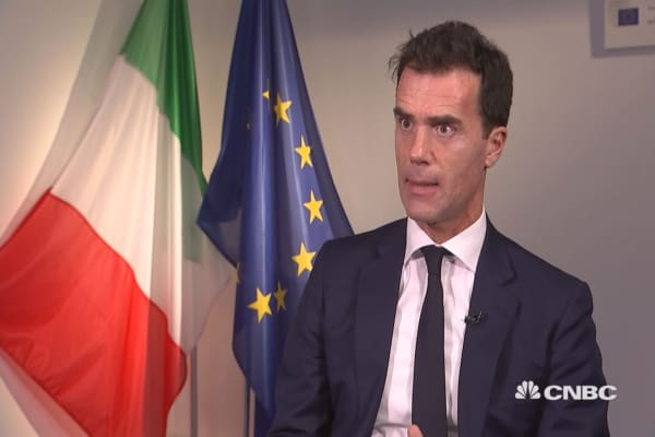 Gozi: Italy's Democratic Party failed in election because of migration