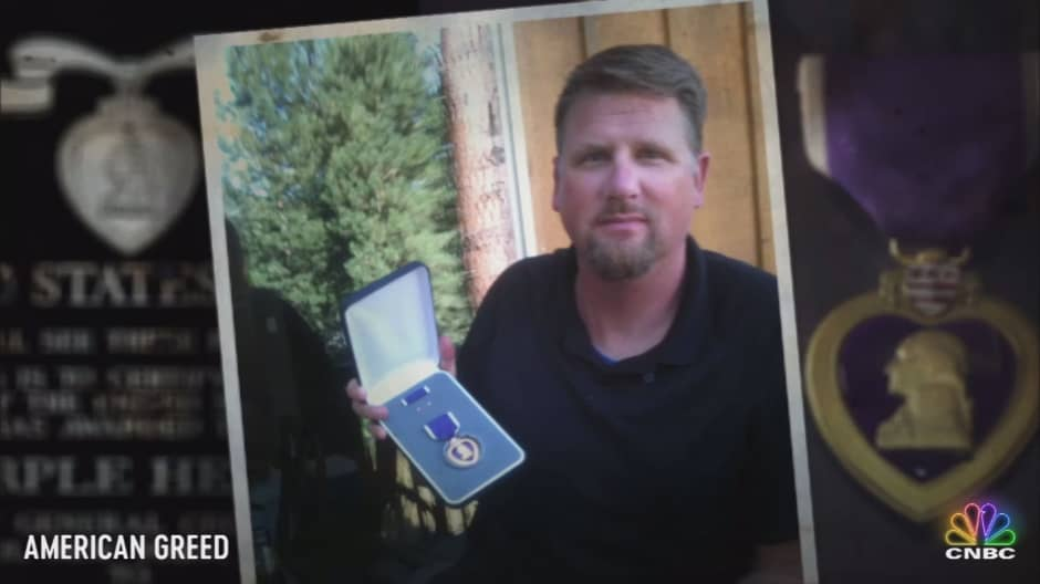 The war isn't over. After military service, veterans still fight to endure