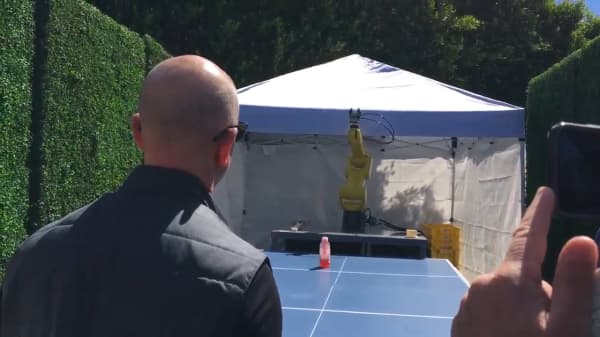 Jeff Bezos Took Boston Dynamics Robot Dog For A Walk At Mars