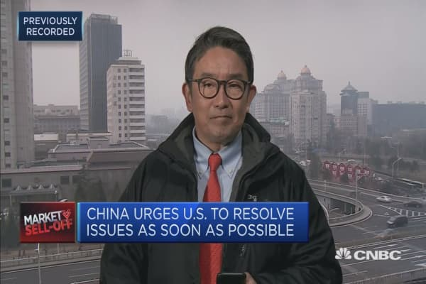 China is 'firing back' after US announces tariffs on steel and aluminum