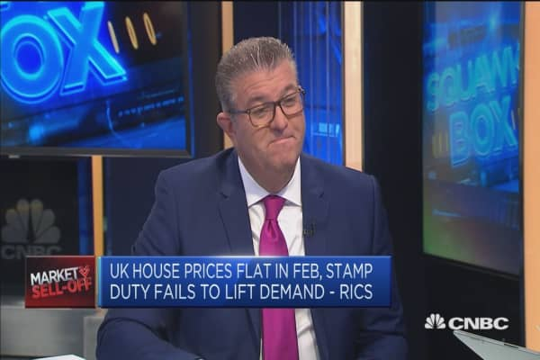 Brexit will have varied impacts on UK real estate | CNBC