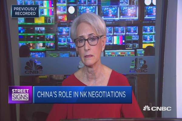 There is an 'enormous amount at stake' in US-China ties