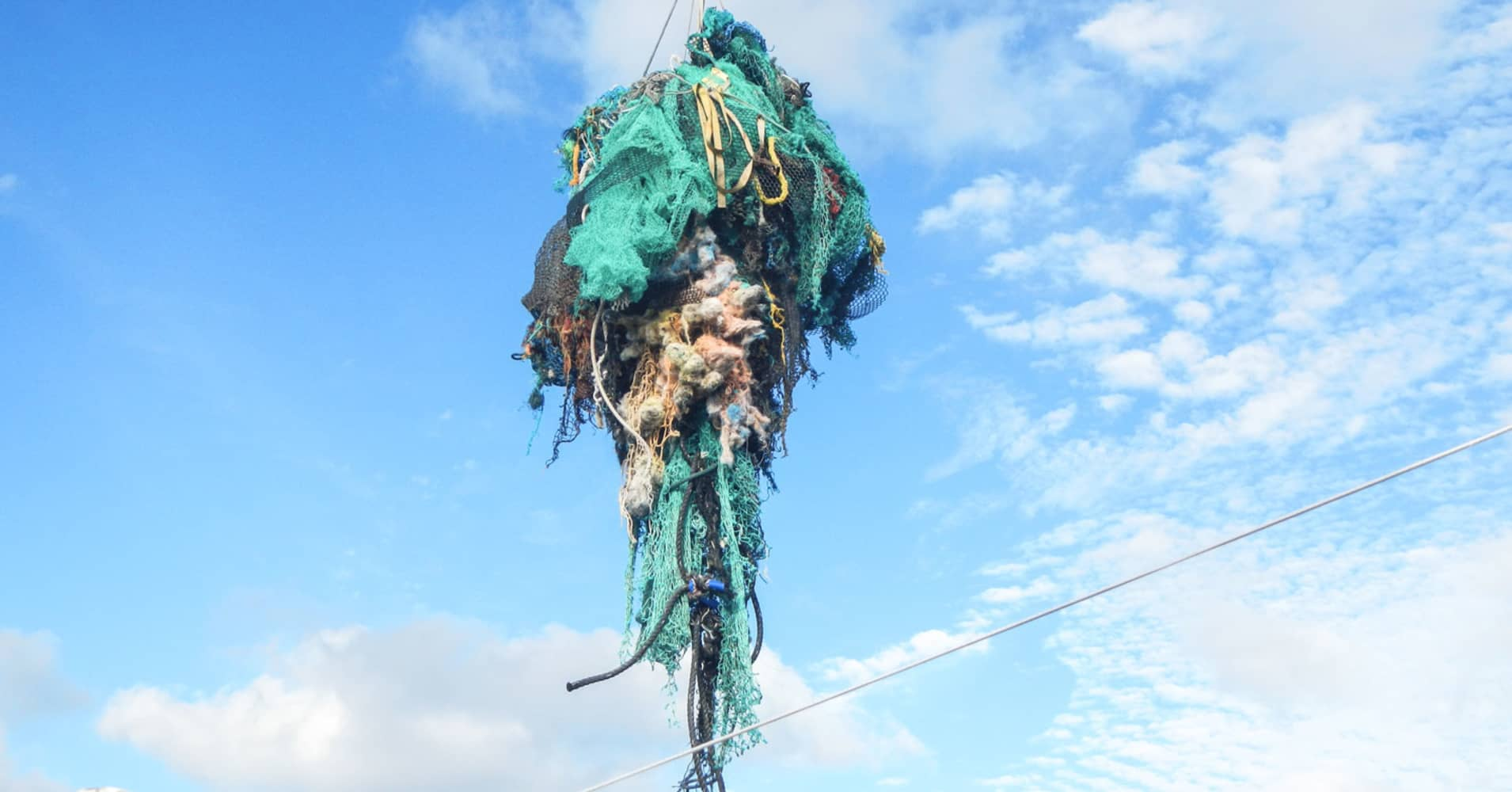 'Great Pacific Garbage Patch' has grown to twice the size