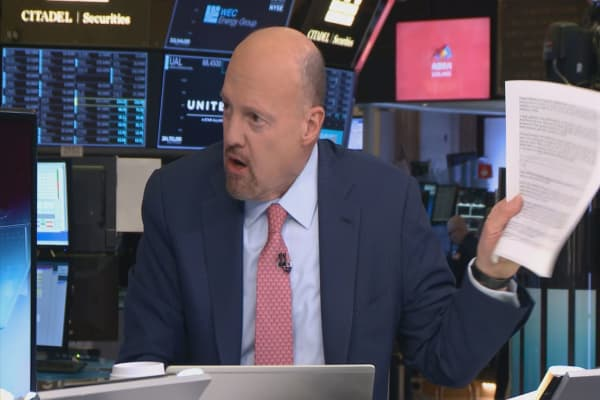 The Chinese are 'so ready for us' on trade, says Jim Cramer