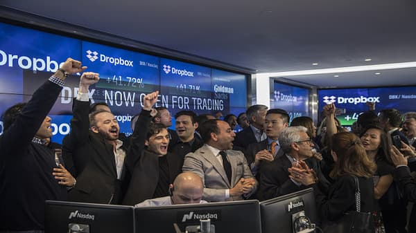 Dropbox CEO on IPO: We were ready