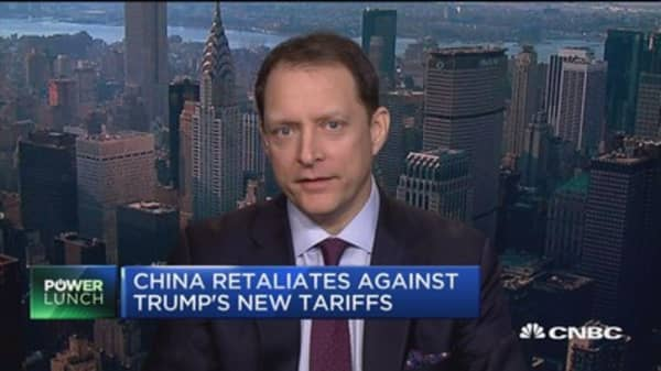 IP tariffs will certainly mean more retaliation from China, says expert