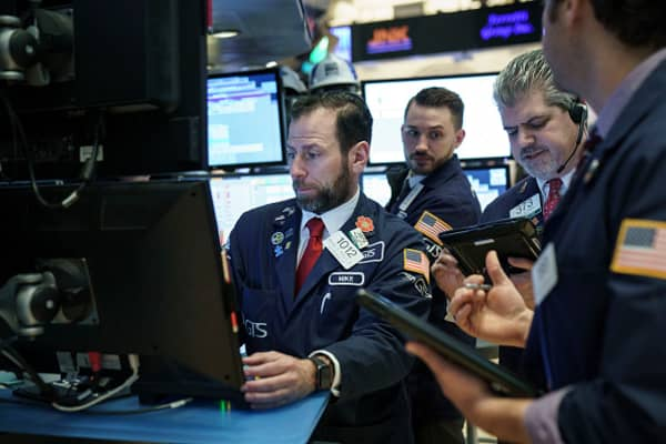 Stocks on track for worst month since January 2016