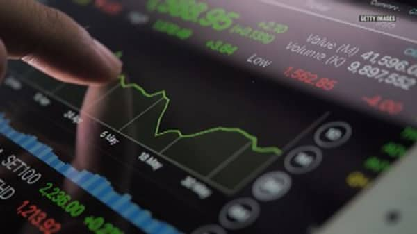 Here are two things investors should do during market volatility