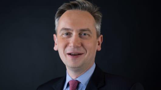 Jean-Sebastien Jacques, chief executive officer of Rio Tinto.
