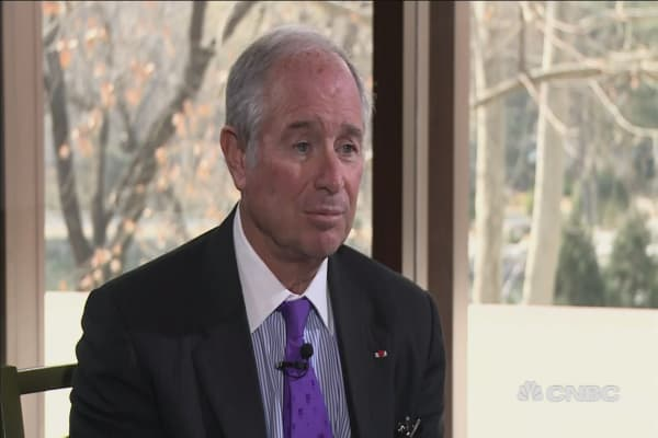 There is a need for US-China relationships to 'normalize': Blackstone CEO