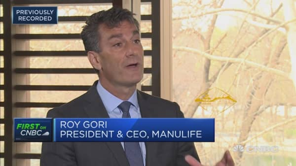 Manulife CEO on the opportunities in China