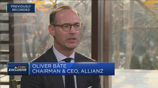 Allianz CEO discusses the global populist wave