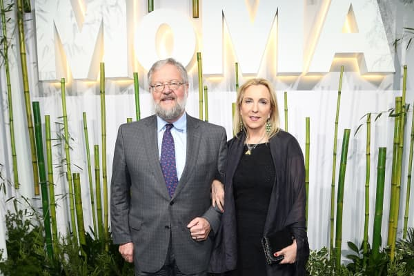 David Rockefeller Jr. and Susan Rockefeller