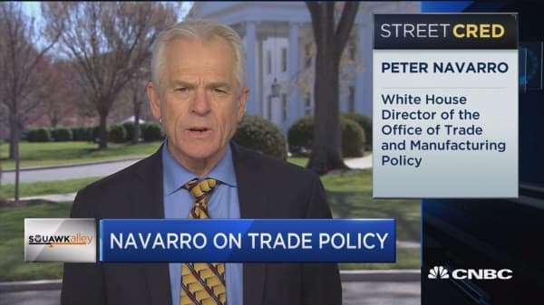 Navarro: We might get a really good deal on NAFTA