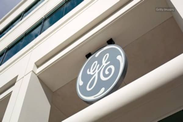 General Electric drop to lowest level since July 2009