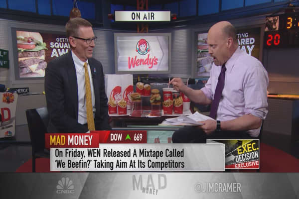 Wendy's just released a hip-hop mixtape