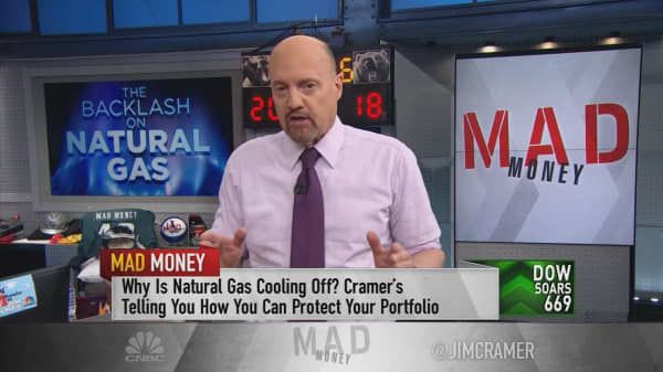 If you own nat gas stocks, you should be scared