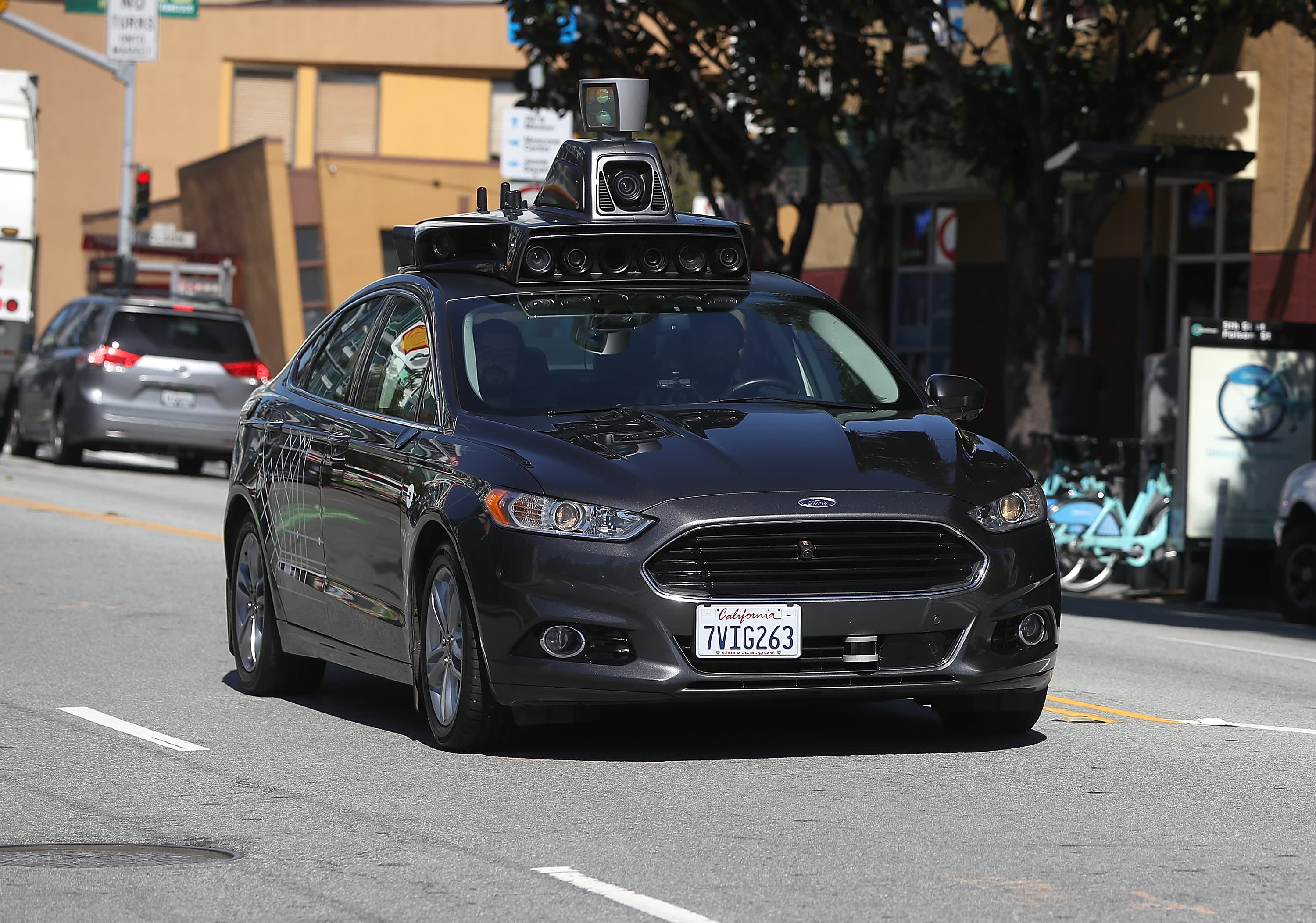 Uber Arizona Governor Suspends Ability To Test Self Driving Cars