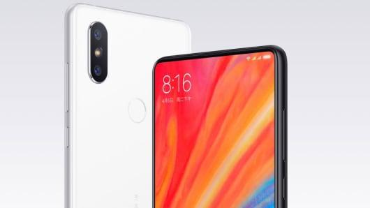 The Xiaomi Mi MIX 2S