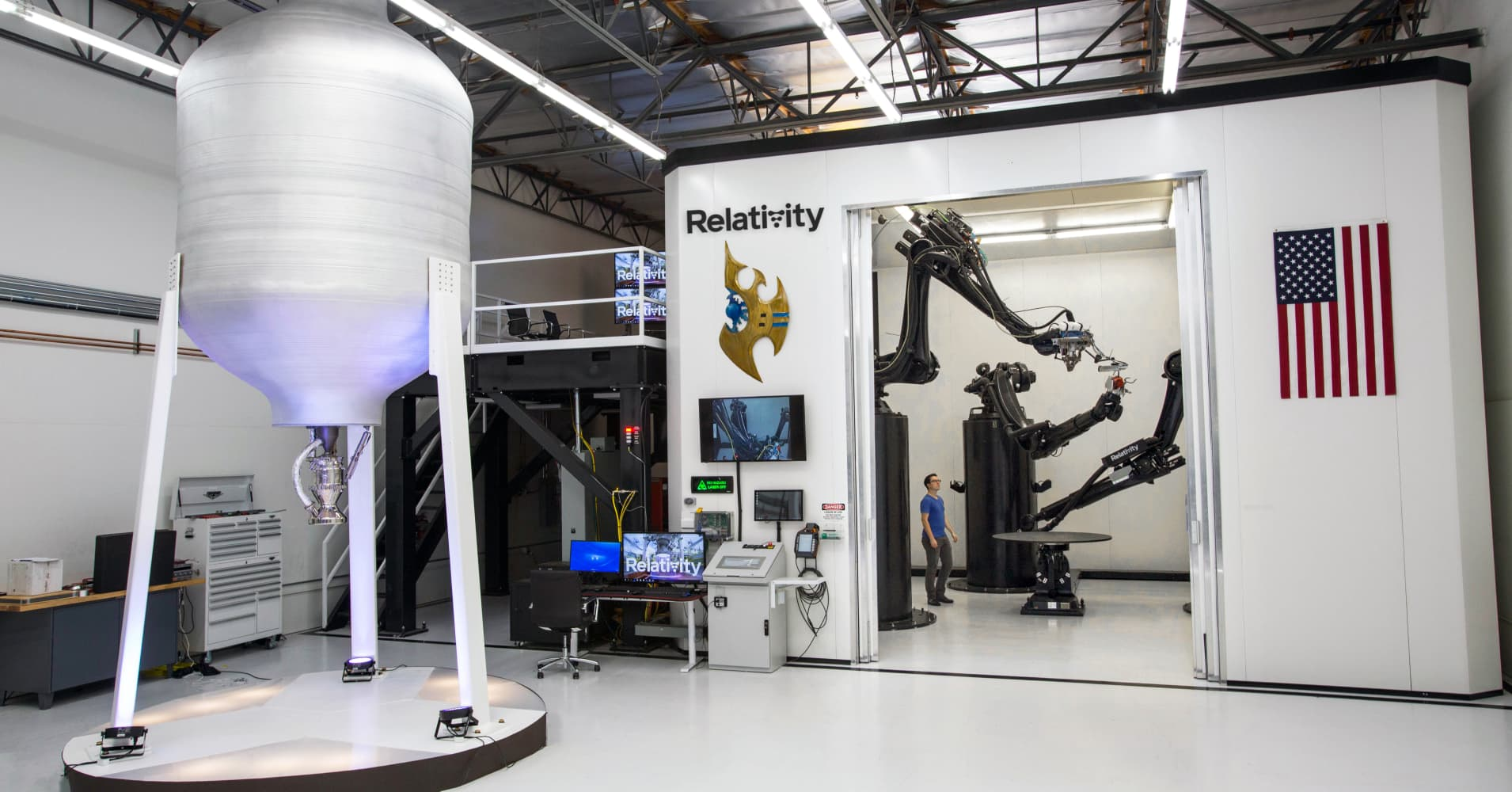 Rocket start-up Relativity quadruples resources in a year, adds former SpaceX leaders