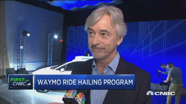 Waymo CEO: Our focus has always been safety