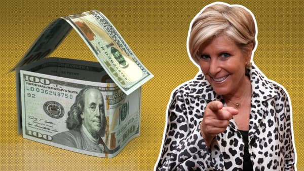 Suze Orman: Here's the No. 1 thing to do now if you want to buy a house in the next 6 months