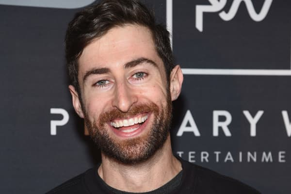HQ Trivia host Scott Rogowsky