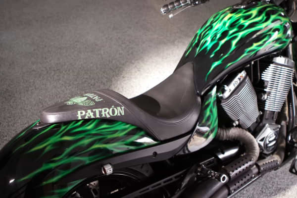 PATRON BIKE GARAGE 2