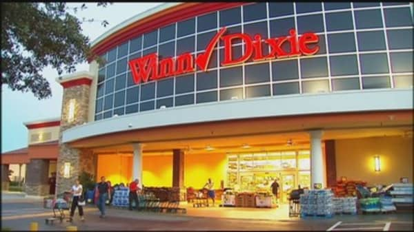 Winn-Dixie operator Southeastern Grocers files for bankruptcy protection