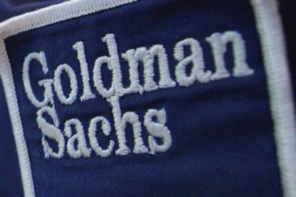 Goldman Sachs computer model warns bear market is near but the firm's analysts don't believe it