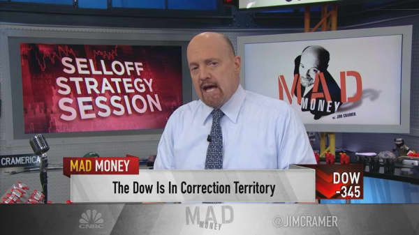 Cramer's sell-off strategy: Don't own oil stocks for the long term