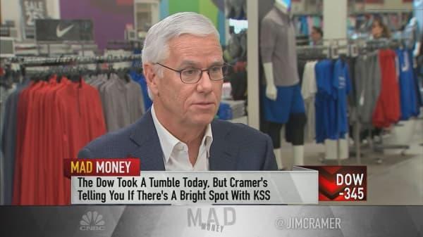 'Big idea' behind Amazon partnership is driving traffic: Kohl's CEO