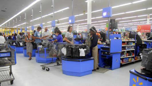 Walmart Inc (NYSE:WMT) Bullish Divergence