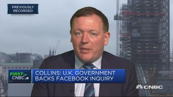 Collins: Want to give data watchdog more powers