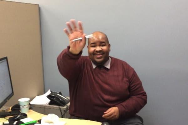 Tax professional Kwame Matthews