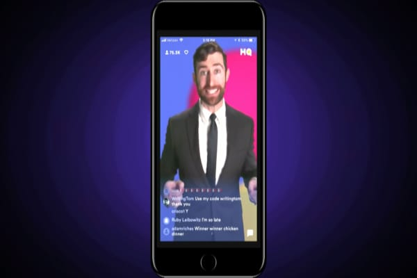 HQ Trivia is giving away $250,000 in prize money