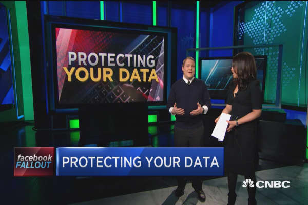 CNBC explains how much of our data is really out there