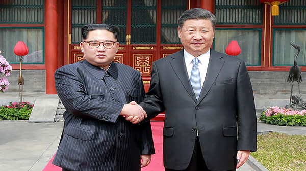 Kim Jong Un-Xi Jinping meeting shows they've mended fences, says expert