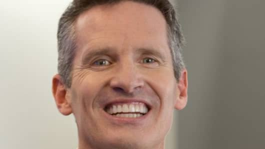 Docusign CEO Dan Springer