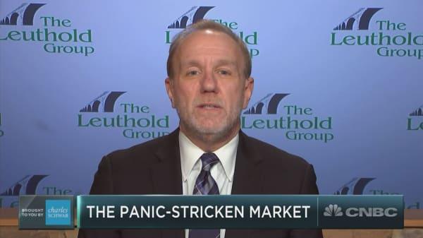 Veteran strategist Jim Paulsen on panic in the stock market