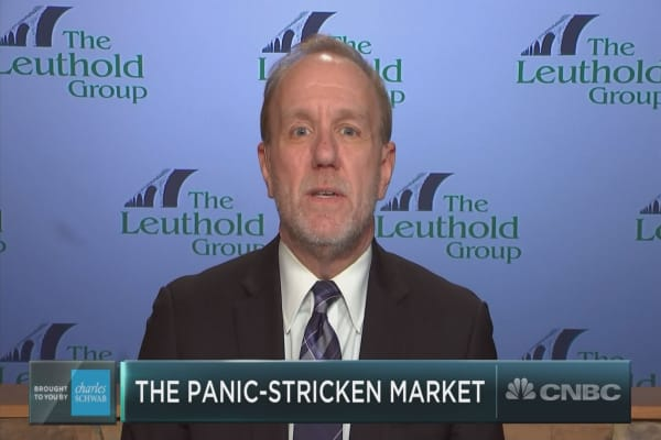 There's not enough panic in the market to make me bullish, says Wall Street veteran