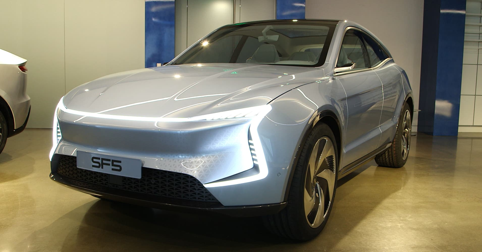 Sf Motors New Sf5 Is A Concept Car That Won T Let You