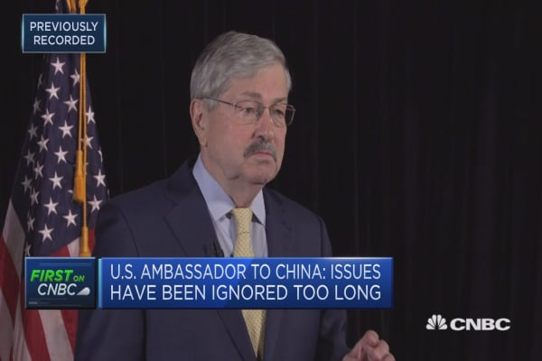 Us and China have a joint goal on North Korea - denuclearization: Ambassador