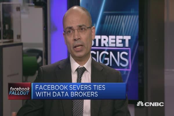 Expert: Firms like Facebook, Google will be hit hardest by regulation