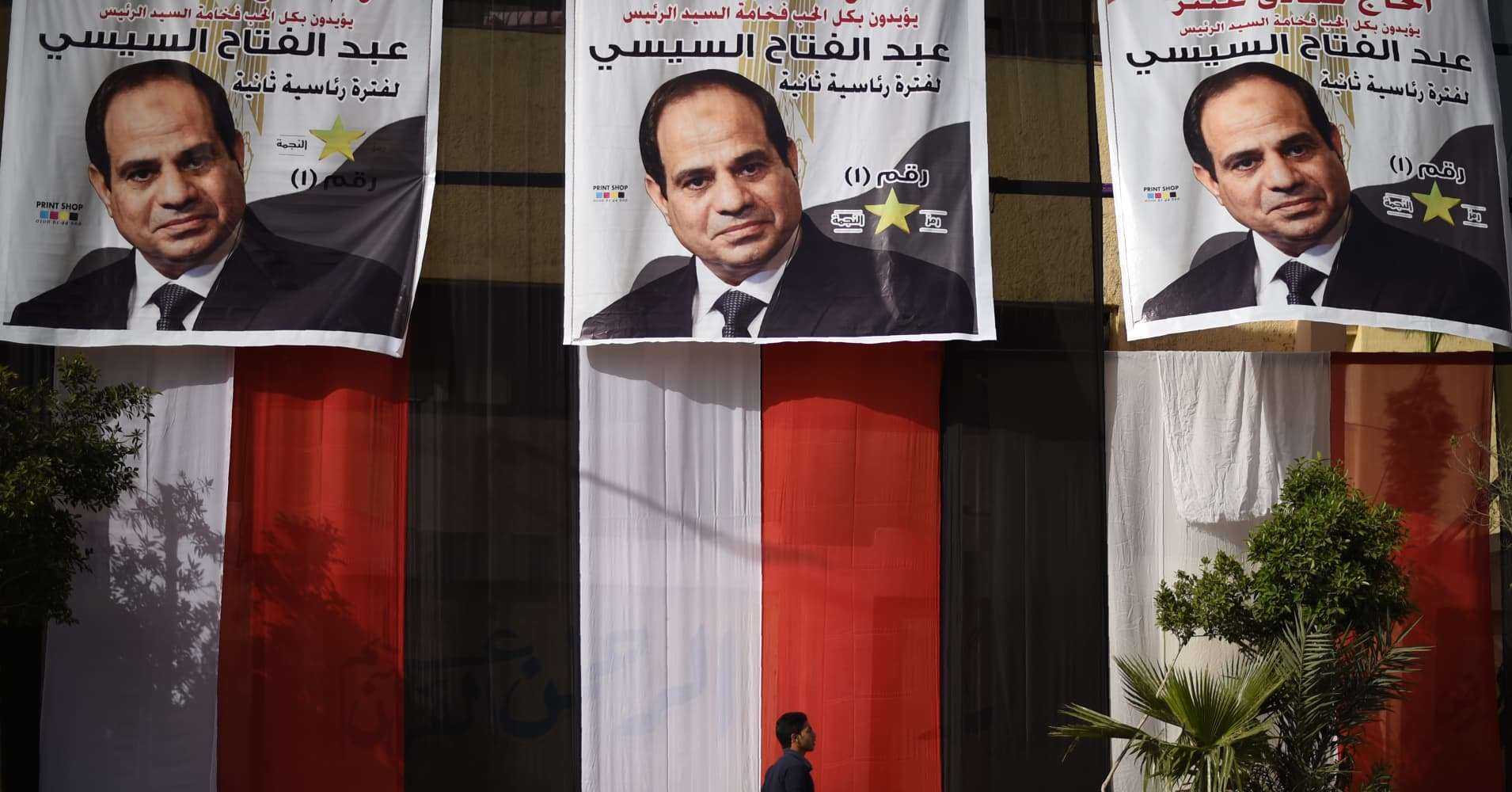 Egypt's President Sisi pushes toward term extensions in constitution