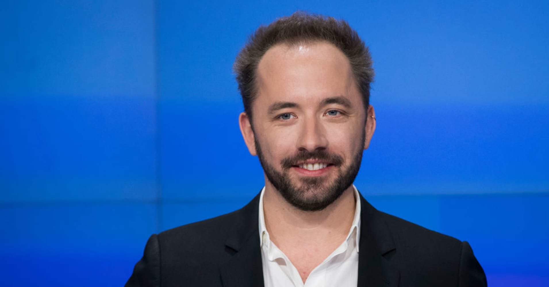 Drew Houston, co-founder and CEO of Dropbox