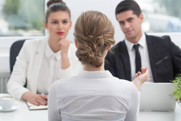 Applicant and recruitment procedure