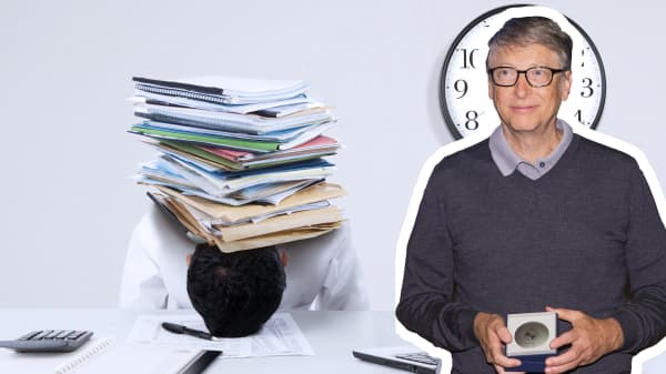 Bill Gates: This is my biggest weakness